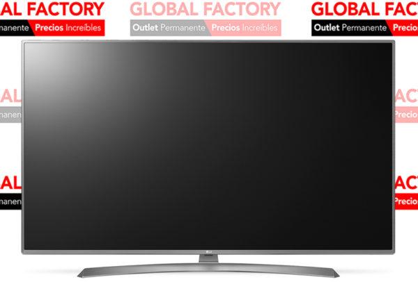 SMART TV LG 49UJ67 49″