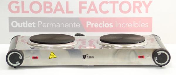 COCINA ELÉCTRICA THULOS TH-CE2000E