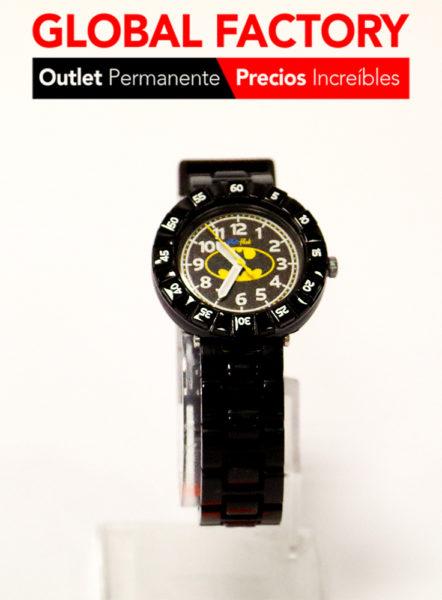 Reloj Hombre Flik Flak IT35 Batman Edition