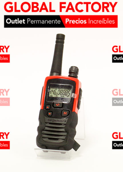 WALKIE-TALKIE ONCHANNEL 710 ROJO