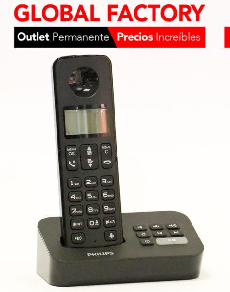 TELÉFONO INALÁMBRICO PHILIPS D200