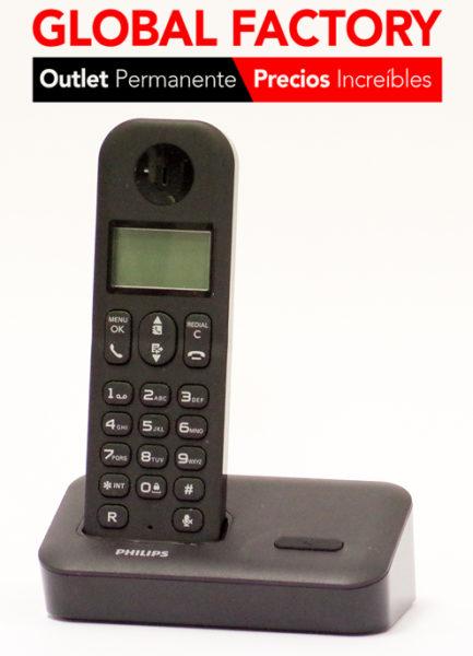 TELÉFONO INALÁMBRICO PHILIPS D205