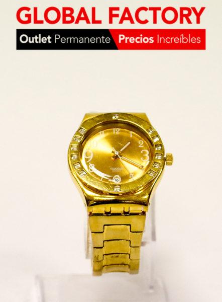 Reloj Dama Swatch Dorado